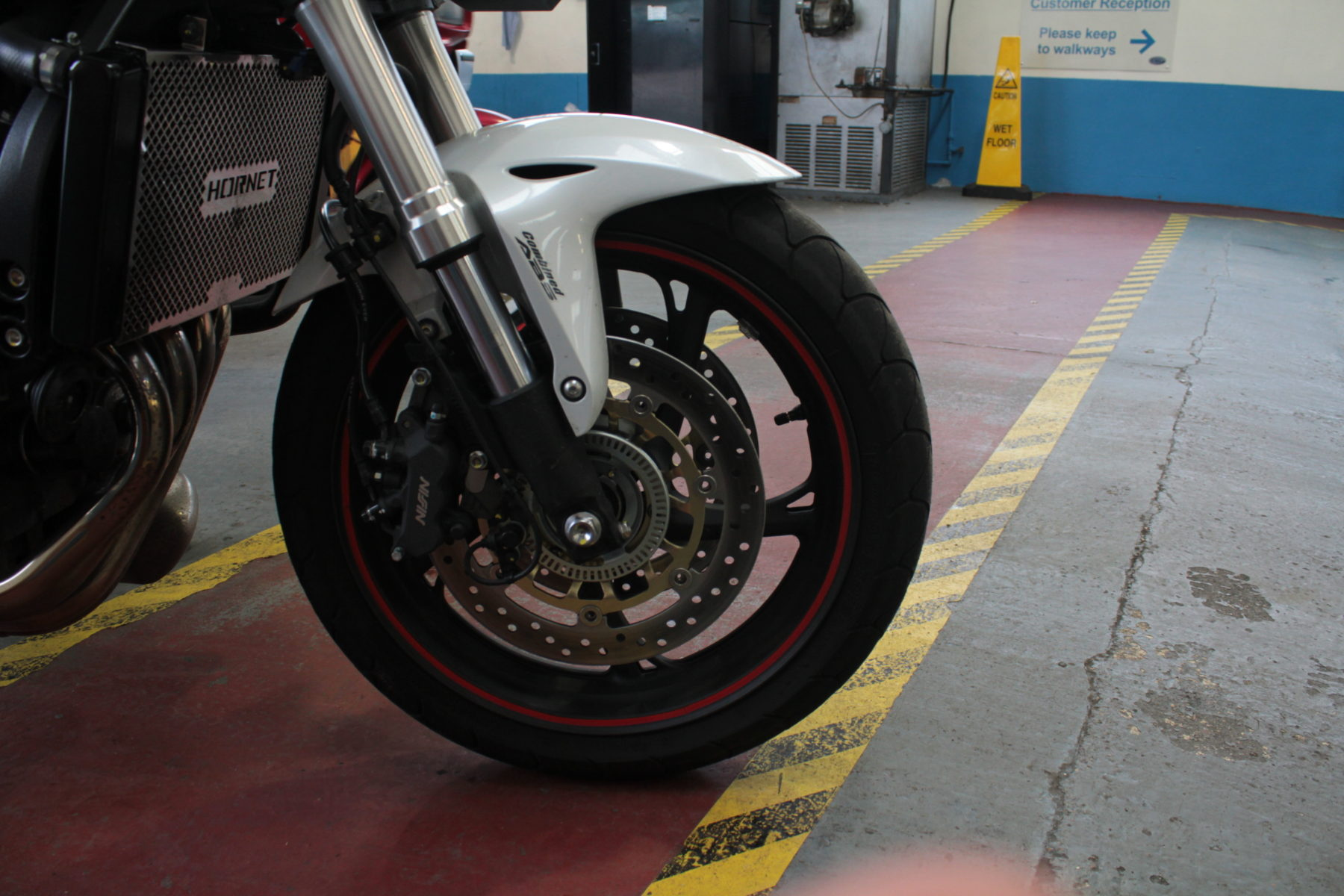 Motorcycle MOT Dorking
