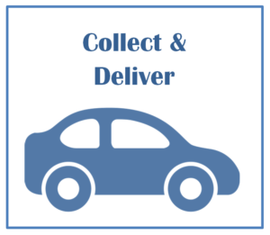 Collection & Delivery Dorking