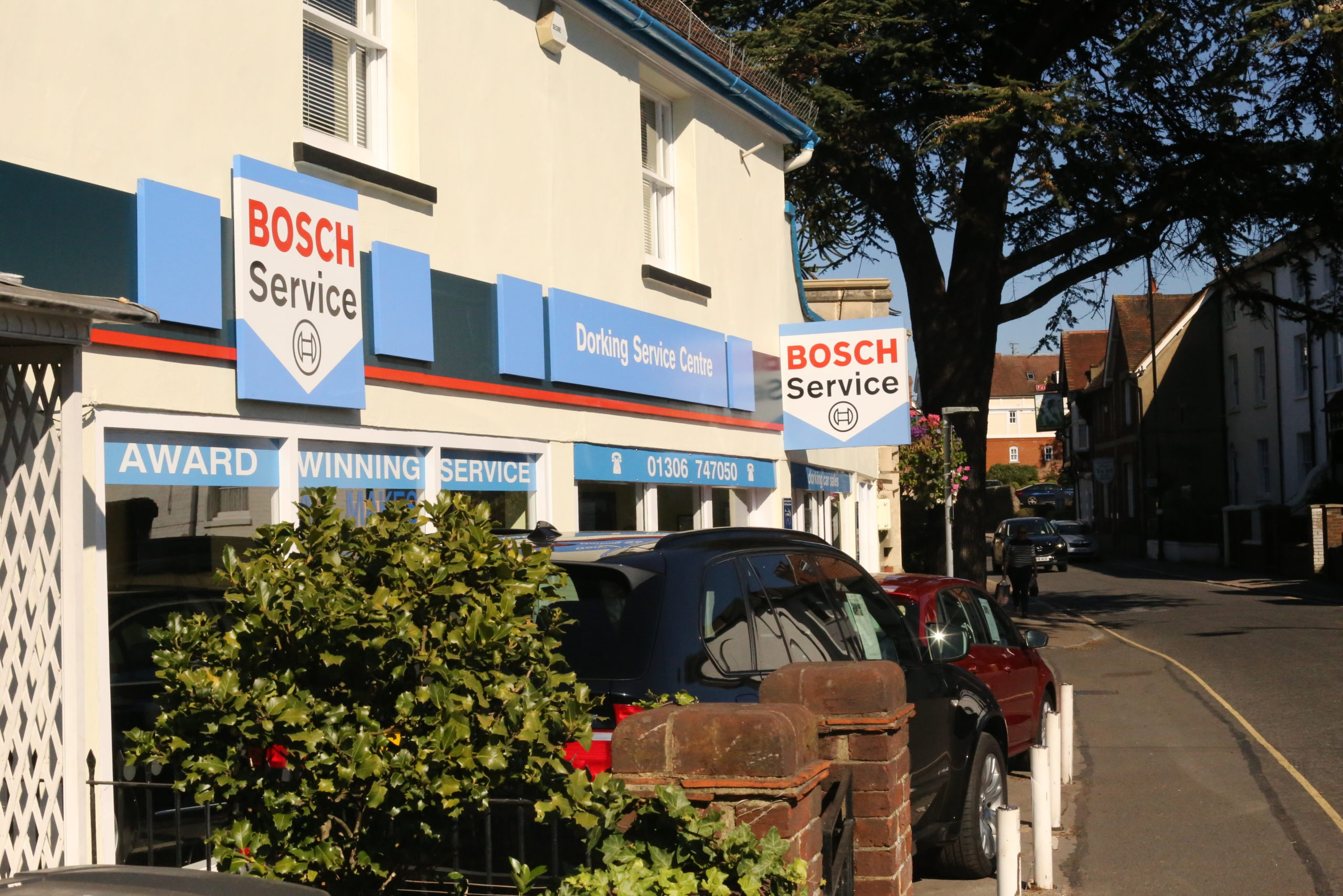 CAR SALES DORKING